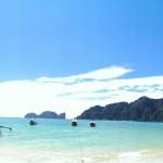 """Ko Phi Phi Don-die Nachbarinsel mit dem berühmten """"Maya Bay"""""""