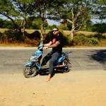 Weltreisestyle- ohne Schuhe