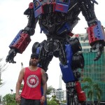 Yeah, Transformers