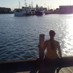 Hafen in Fremantle